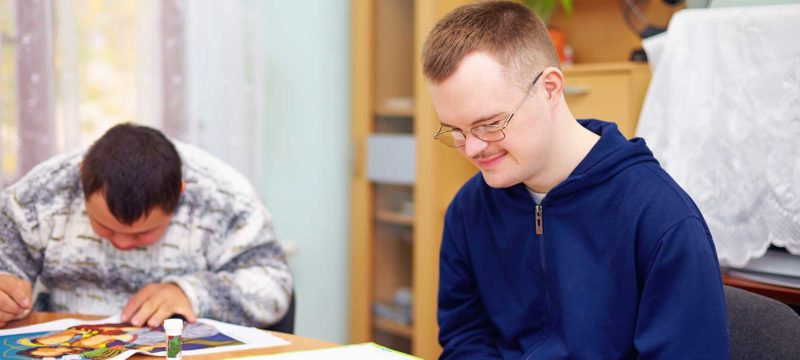 Paul Support Worker (Learning Disabilities)